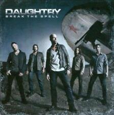Daughtry Break the Spell CD