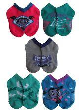 Disney Junior Vampirina Ballerina Gregoria Gargoyle Toddler Shorty Socks 5-6.5