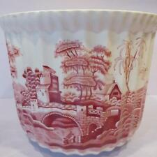 Unboxed Pink Spode Copeland Porcelain & China