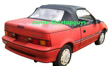 GEO METRO CONVERTIBLE TOP DO IT YOURSELF PACKAGE 1990-1993