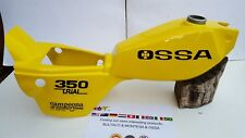 OSSA TR 80 GAS TANK KIT OSSA TRIAL YELLOW OEM PART NEW TR80 350cc  FUEL TANK KIT