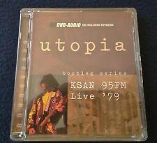 Todd Rundgren - Utopia - Bootleg Series - KSAN Live '79 - DVD Audio 5.1 Surround