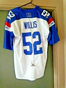 Size XL Patrick Willis Pro Bowl jersey Reebok NFL football 49ers LB execlnt cond