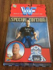 Stone Cold Steve Austin WWF Wrestling Action Figure NIB Special Edition JAKKS