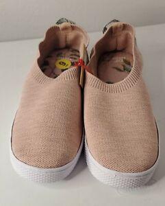 Dearfoams Fresh Feel Slippers women's  size 9 pink and silver