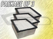 AIR FILTER AF6314 FOR DODGE RAM 2500 3500 6.7L TURBO DIESEL - PACKAGE OF 3
