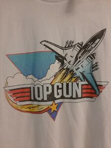 Top Gun Tshirt * New With Tags * Size Mens Medium * Vintage Style