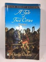 A Tale of Two Cities Book by Charles Dickens (1998, Paperback, Unabridged)