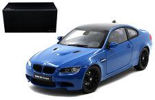 Kyosho BMW M3 E92 M 08734LBL Blue 1/18