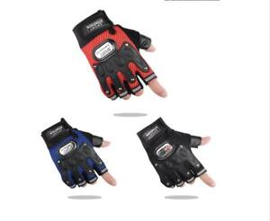 Outdoor Sports Gloves Half-Finger Bicycle Motorcycle Riding Fitness Gloves