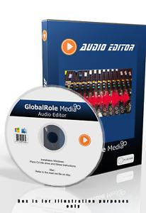 Audio Editor audacity Music Audio Recording Editing Software windows/mac OSX