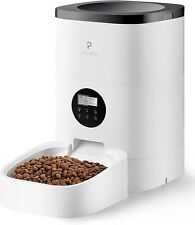 New listing Petlibro Automatic Cat Feeder, Timed Cat Feeder with Desiccant Bag for Dry Food,