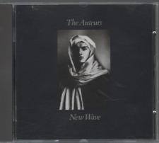 The Auteurs New Wave CD ALBUM