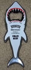 LOST COAST BREWERY Eureka CA Great White Shark BOTTLE OPENER craft beer brewing