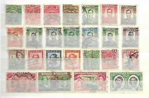 Rhodesia (Southern) Stamps - Collection of 25 Nice Stamps