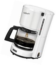 Unold Compact Coffee Maker 1.25 Litre 1100 W White