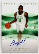 2004-05 Upper Deck SP Authentic AL JEFFERSON Rookie RC Limited /100 Celtics #173