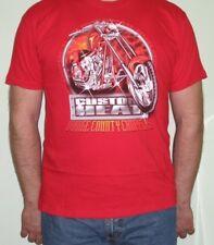 ORANGE COUNTY CHOPPERS T-Shirt Custom Heat - Taglia S - OFFICIAL MERCHANDISE
