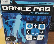 Wii/gamecube Dance Pad Non-Slip KMD For GameCube Multi-Color Mat NAP380 8E