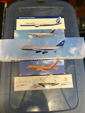 Flight Miniatures Long Prosper Type 200 Scale Model Boxes Only - No Models