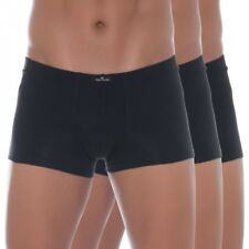 Tom Tailor Herren hip Pants schwarz Uni 3er Pack M