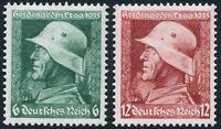 DR 1935, MiNr. 569-570 x, 569-70 x, tadellos postfrisch, Mi. 90,-