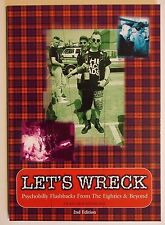 "PSYCHOBILLY BOOK- ""LET'S WRECK"", 2nd Edition (extra photos)"