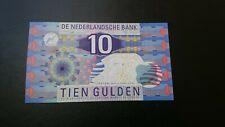 Billet Pays Bas 10 gulden 1997 Neuf