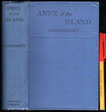 Lucy Maud Montgomery 1925 ANNE OF THE ISLAND