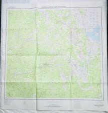 New ListingYosemite National Park Vicinity California Usgs Topo Map 1958 Vintage Mariposa