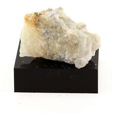Quartz + Pyrite. 27.7 cts. Estrie, Québec, Canada