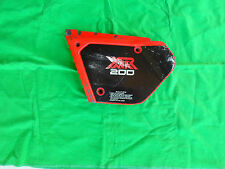 Honda XR200 79 84 Left Side Cover XL185S XR185 XL125S XL100 panel