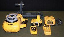DeWalt Dw079 Self-Leveling Rotary Laser Kit!