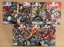Justice League of America 1 Superman Batman Joker Cyborg Flash Aquaman and More
