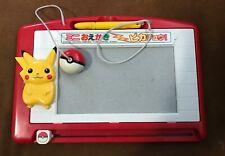 Vintage Nintendo Pokemon Mini Megasketcher - Tomy Sketcher with Stamp & Pen