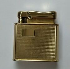 Vintage Gold Plated Colibri Monopol lighter for 1st F1 Sponsor's Yeoman credit