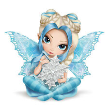 Touched By Magic Fairy Figurine Ice and Snow -Jasmine Becket Griffith