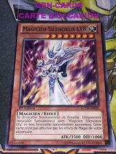 OCCASION Carte Yu Gi Oh MAGICIEN SILENCIEUX LV8 LCYW-FR038 EC