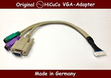 VGA-adaptador para HP media smart ex470 ex475 ex480 ex485 ex487 ex490 ex495 ex497