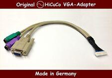 VGA-Adapter für HP MediaSmart EX470 EX475 EX480 EX485 EX487 EX490 EX495 EX497