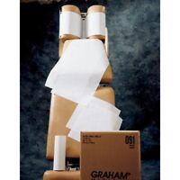 "Chiropractic Headrest Roll, 8-1/2"" x 125 ft, White, Crepe  25 PK"