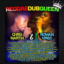 DJ Lass - Chris Martin Romain Virgo Best Mixtape. Reggae Mix CD.