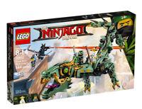Minifigures The LEGO® Ninjago Movie: Le dragon d'acier de Lloyd 70612 Au choix