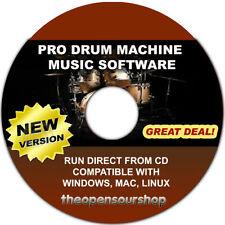 Universal Music & Audio Editing/DAW Computer Software
