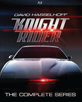 BLU-RAY Knight Rider: Complete Series (Blu-Ray, 16-Disc Set) NEW