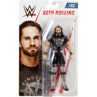 WWE Mattel Basic SETH ROLLINS Series 92 Action Figure Raw NXT WrestleMania 36