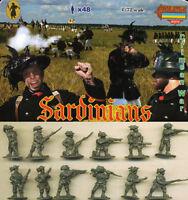 Strelets 1/72 Crimean War Sardinians # M053