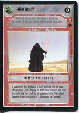 Star Wars CCG Tatooine What Was It