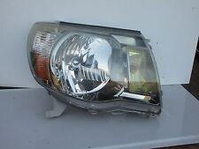 2005-2010 TOYOTA TACOMA TRD SR5 RH PASSENGER DARK BEZEL Headlight Headlamp OEM
