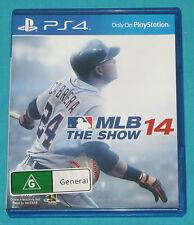 Baseball Sony PlayStation 4 Region Free Video Games